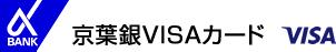 BANK 京葉銀VISAカード VISA